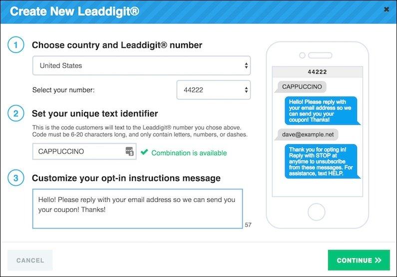 Leaddigit Creation