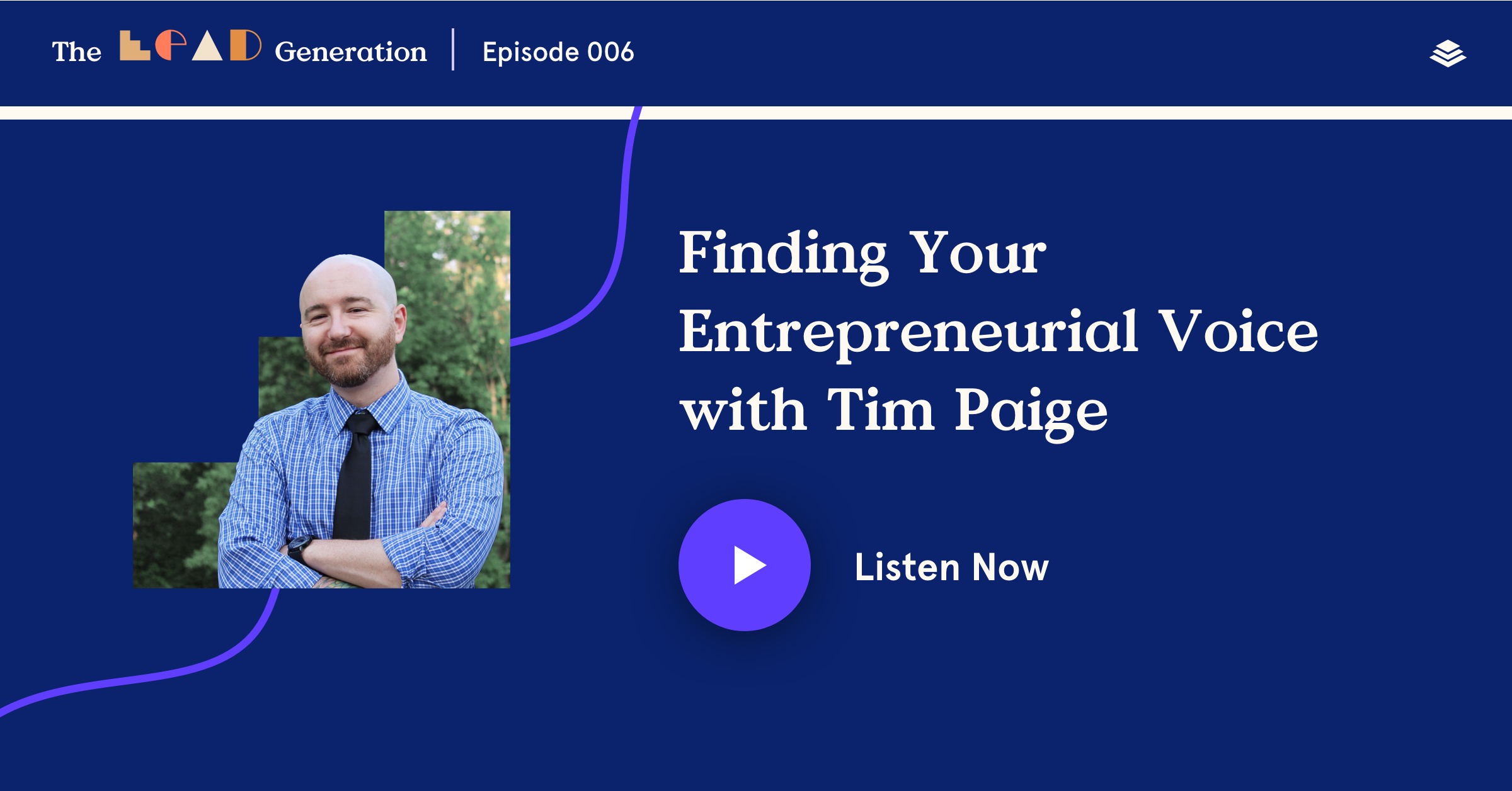 Tim Paige on The Lead Generation