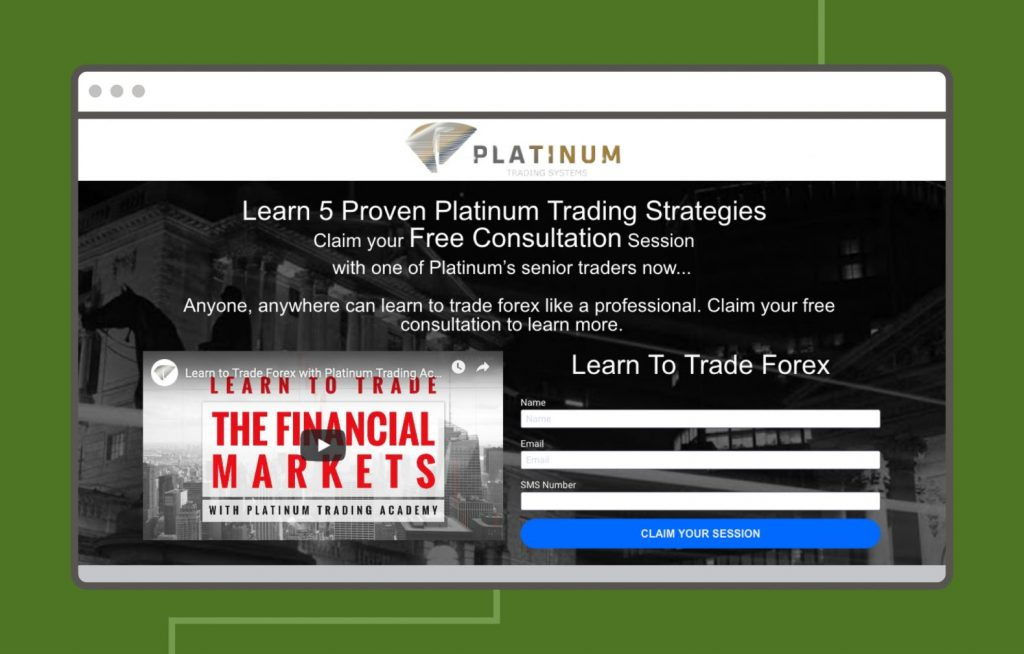Platinum Trading Systems