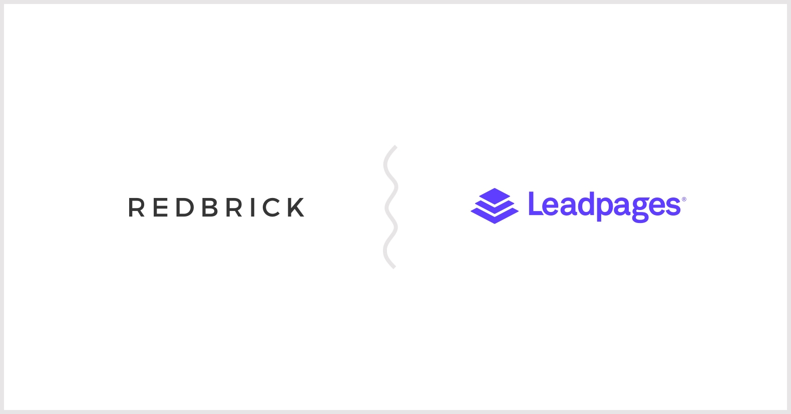 Leadpages joins Redbrick