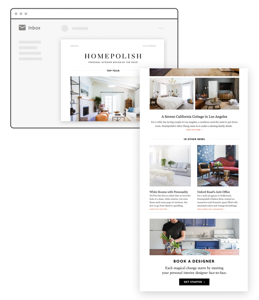 HomePolish Newsletter