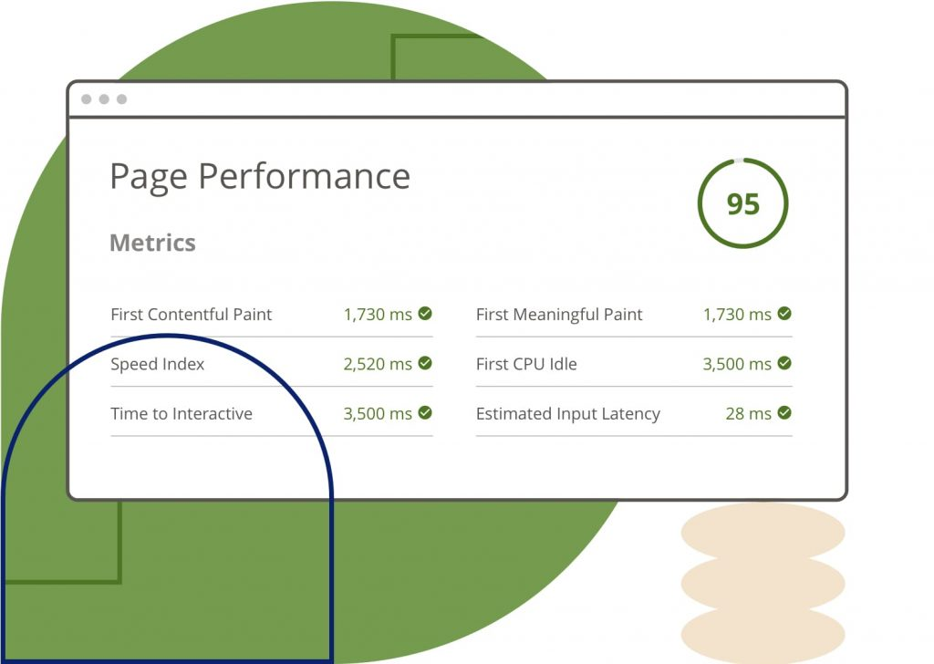 Leadpages landing pages to load 2.4 seconds faster than any other landing page
