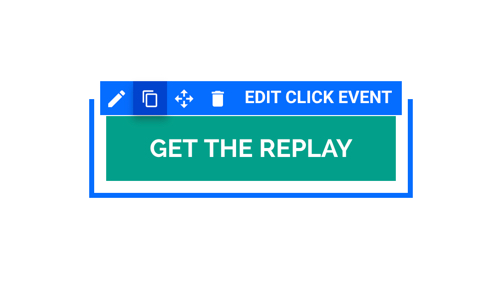 Drag and Drop Builder Buttons
