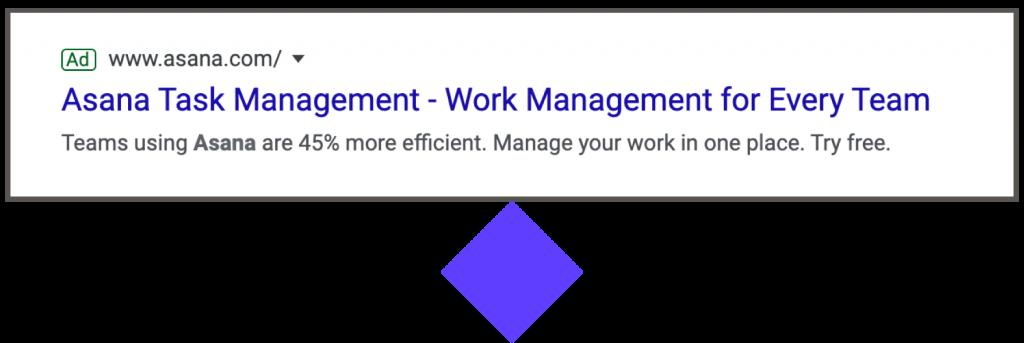 Asana task management tool
