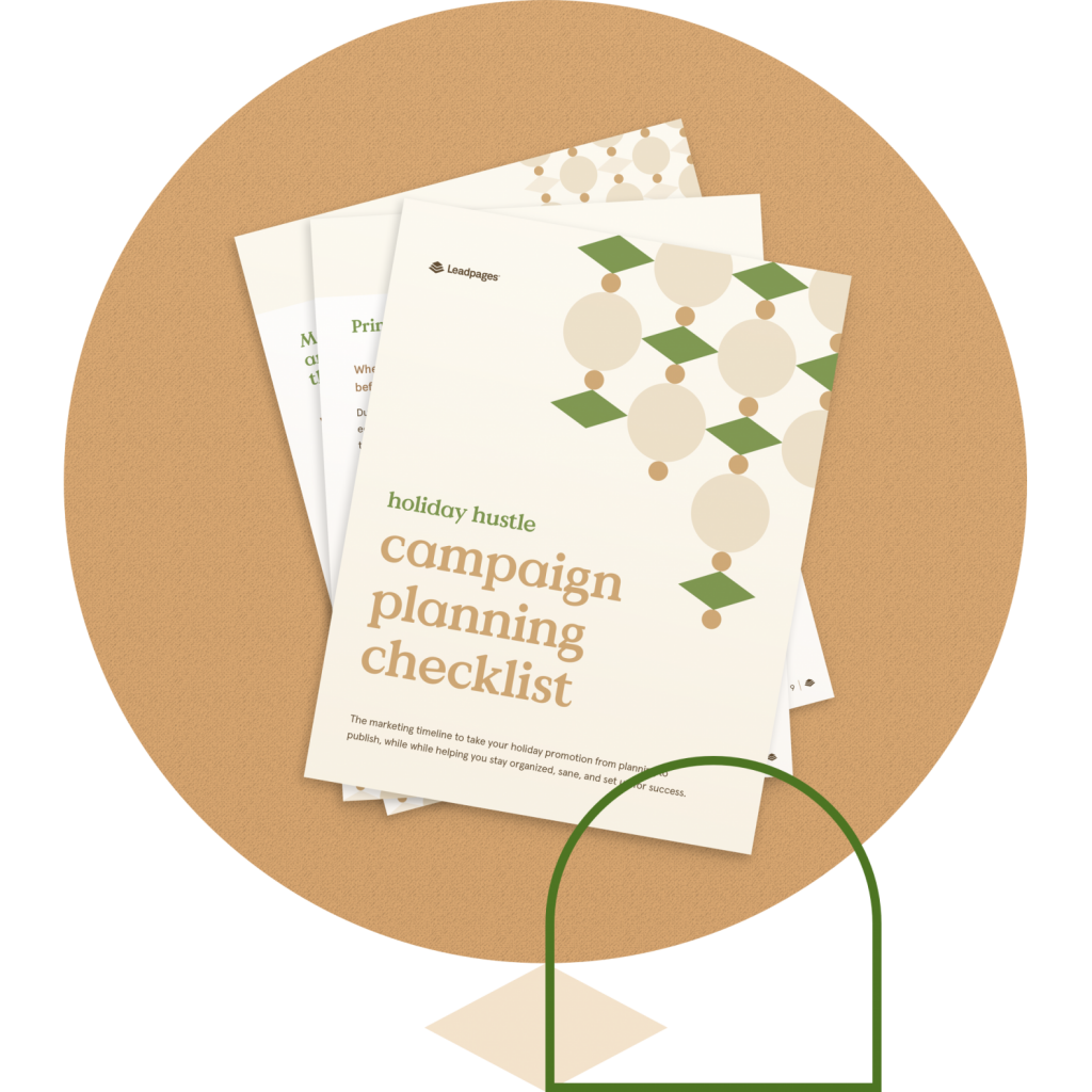 Holiday Campaign Planning Checklist