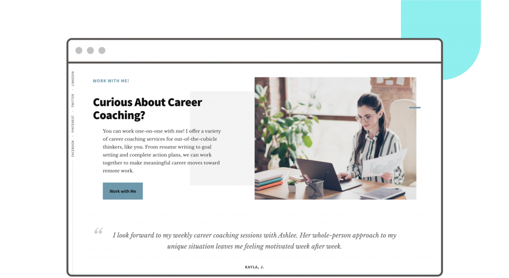 Work From Home Happiness website