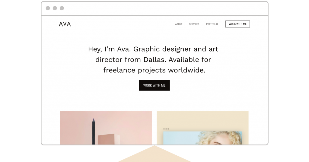 web design trends 2021 minimalism