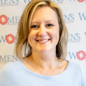 International Women's Day Robin Walker headshot