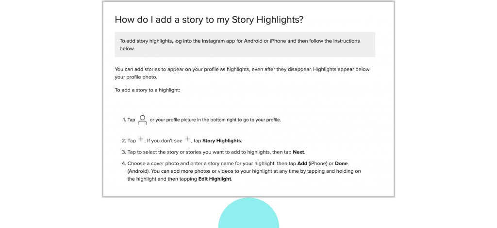 Grow your Instagram following Instagram Stories how-to