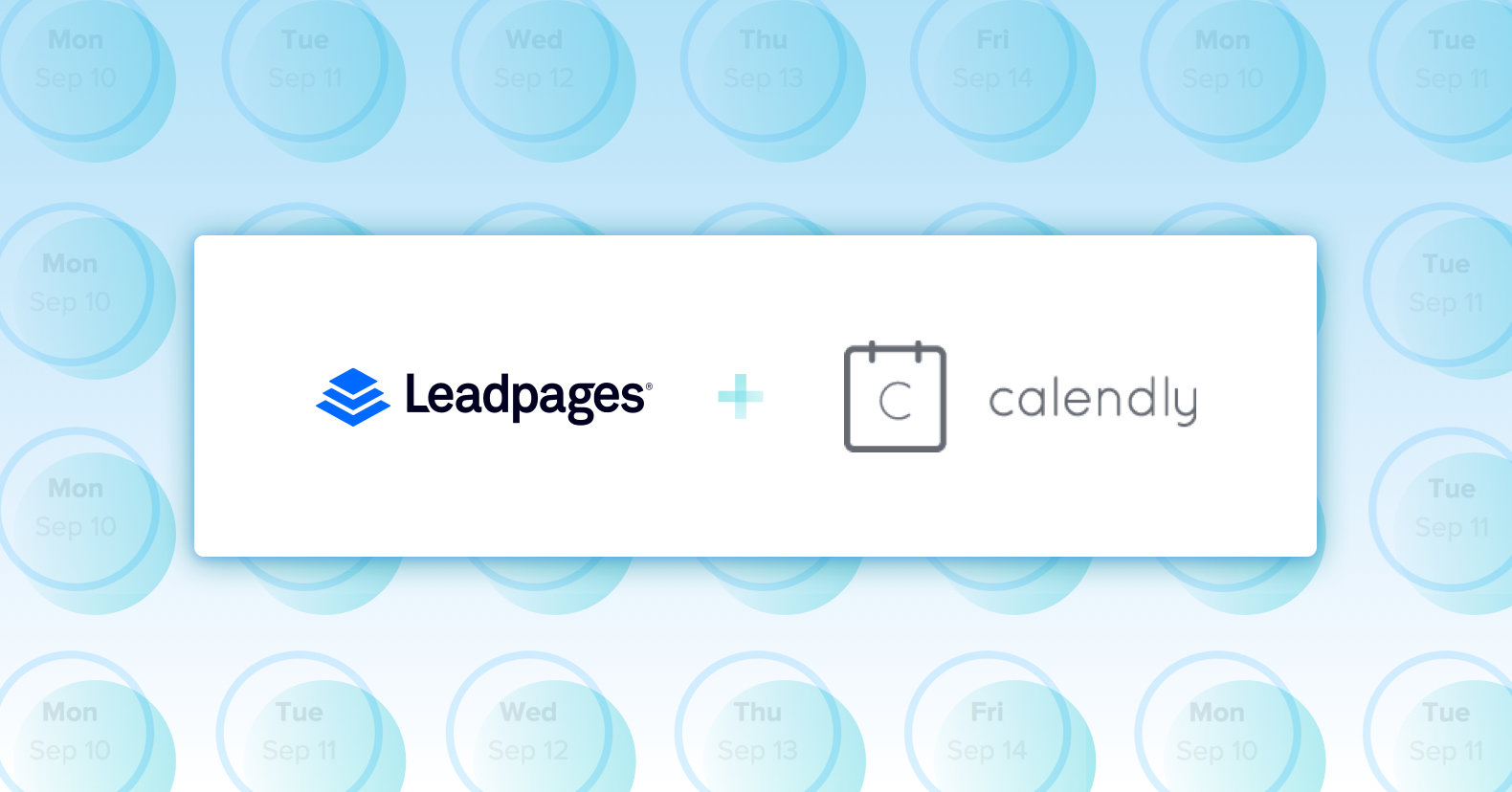 Calendly + Leadpages: Self-Schedule Your Leads & Clients