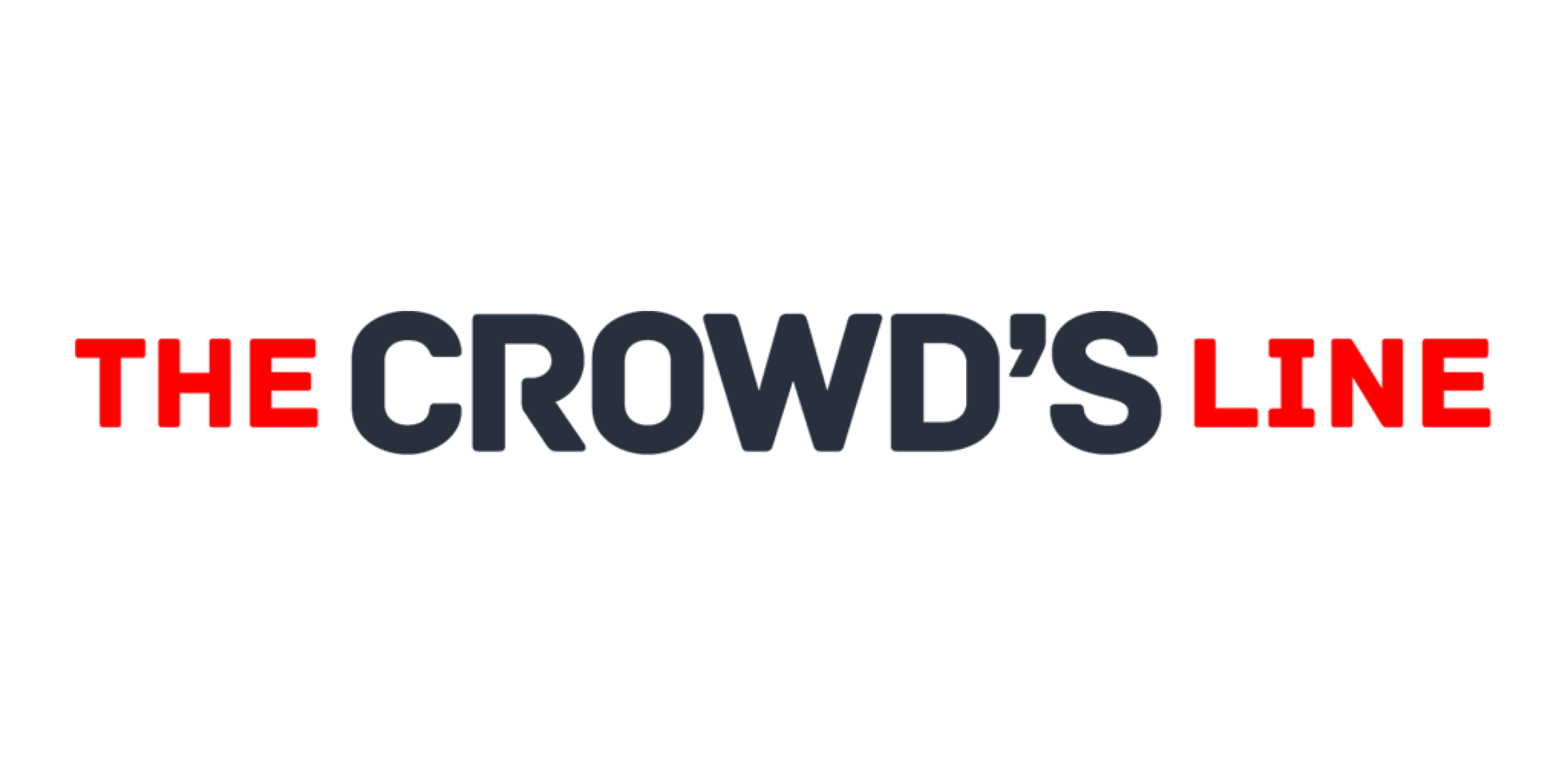 The Crowd's Line Logo