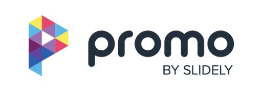 Promo by Slidely Logo