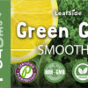 Green Grail Smoothie LeafSide