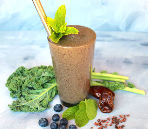 Mint Chip Smoothie A