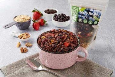 LeafSide Berry Medley Sweet Bowl