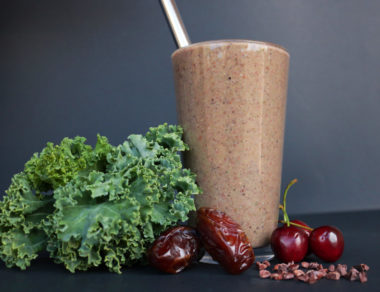 Cacao Cherry Smoothie B
