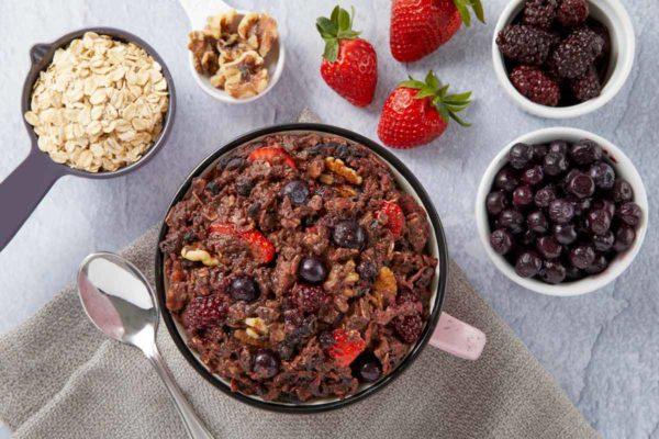LeafSide Berry Medley Sweet Bowl 2