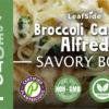 Broccoli Cashew Alfredo LeafSide