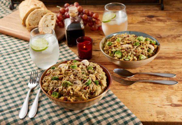 LeafSide Broccoli Cashew Alfredo 3