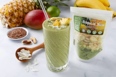 LeafSide Tropical Bliss Smoothie