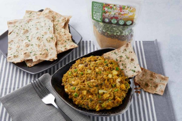 LeafSide Madras Curry Savory Bowl 1