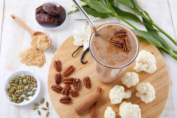 LeafSide Vanilla Cinn-sation Smoothie