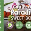 Goji Peach Paradise sweet-bowl