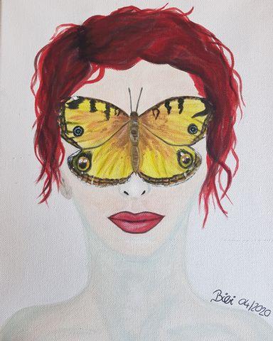 Mariposa Lady