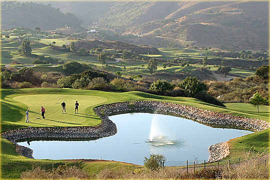 Pro Golf Packages