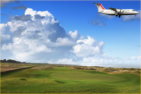 CityJet Golf Breaks
