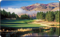 Patagonia Golf in South America