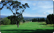 Volcano Golf & Country Club - Hawaii