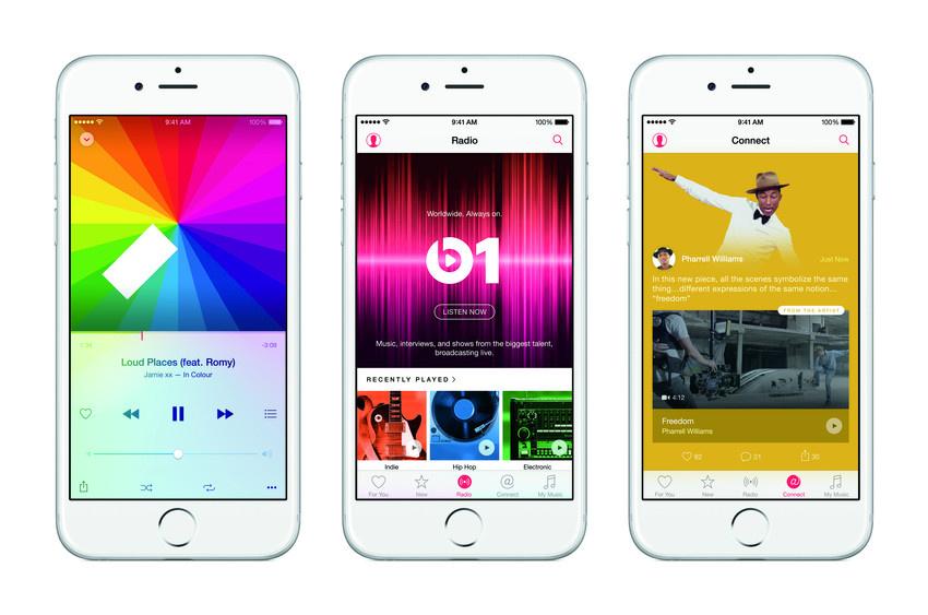 Apple Music erweitert Playlist-Angebot