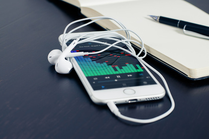 Streaming-Dienste verleiten ihre amerikanischen Nutzer zu höherem Musikkonsum