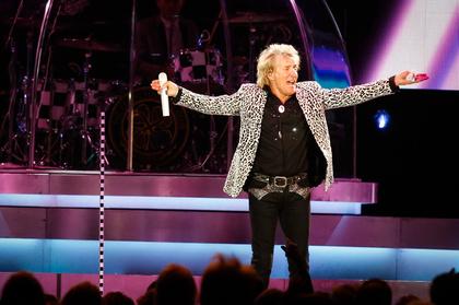 Beck to the roots - Rod Stewart und Jeff Beck spielen erstes gemeinsames Konzert seit Ewigkeiten