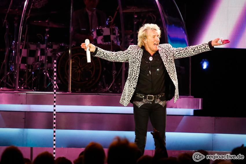 Rod Stewart (live in Stuttgart, 2016)