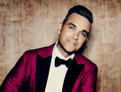 Let him entertain you - Robbie Williams geht 2017 auf große Tour durch Deutschland und Österreich