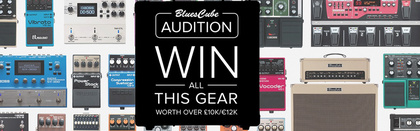 Blues Cube Audition - Germany