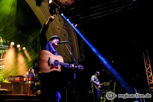 Keltenschmerz - Runrig: Bilder der Abschiedstour live aus dem Haus Auensee in Leipzig