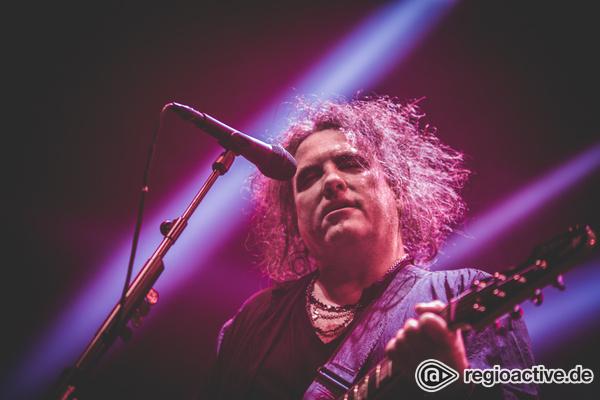 Es hat sich angekündigt - Bestätigt: The Cure wollen 2019 ein neues Album veröffentlichen
