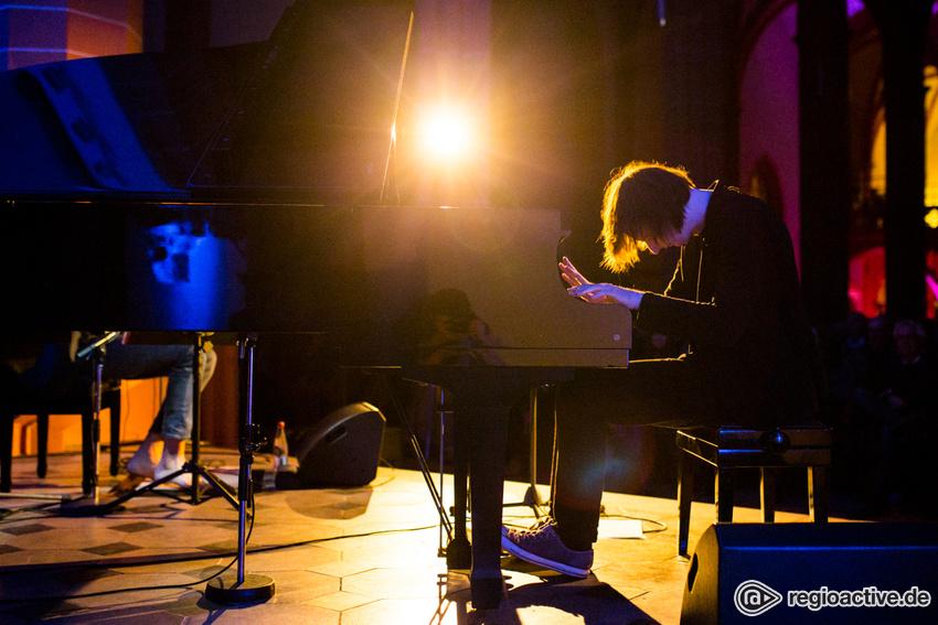 Michael Wollny & Vincent Peirani (live in Heidelberg, 2016)