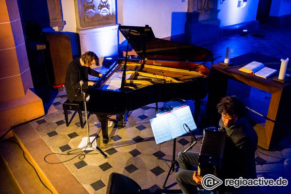 Weltklasse in Rhein-Neckar - Zweimal im Duo: Mehldau/Redman und Wollny/Peirani bei Enjoy Jazz 2016