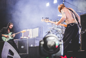 Biffy Clyro: Explosive Livebilder aus der Festhalle Frankfurt