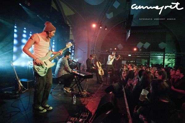 Biegsam? - Rang 3: Elastiq live beim Rockbuster Finale 2016 in Koblenz
