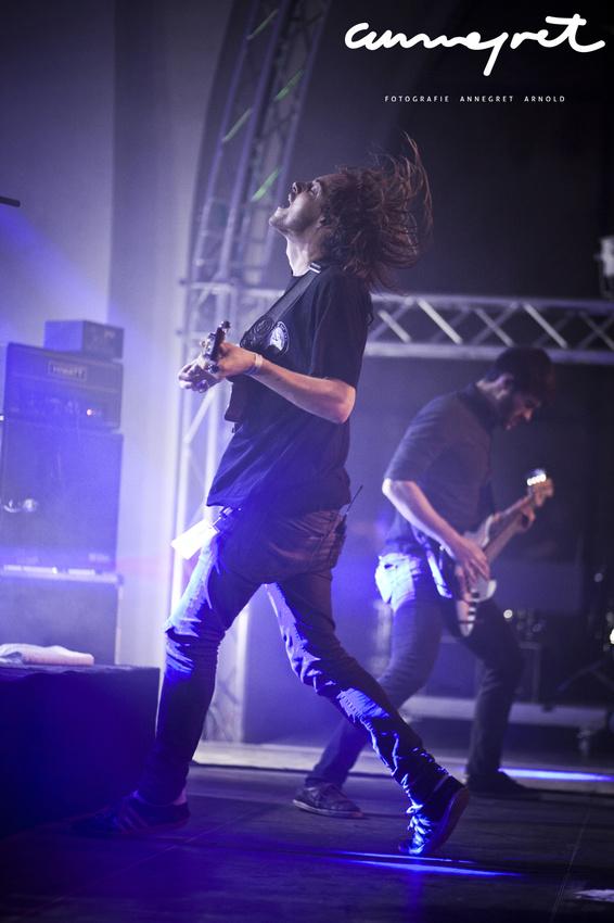 Heisskalt live beim Rockbuster Finale 2016
