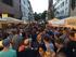 26. Benrather Bierbörse in Düsseldorf-Benrath, Kulinarisches, 28.07.2017, Fußgängerzone, Hauptstraße und Heubesstraße -