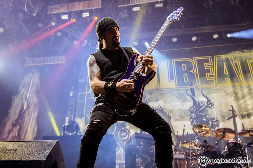 Volbeat (live in Frankfurt, 2016)