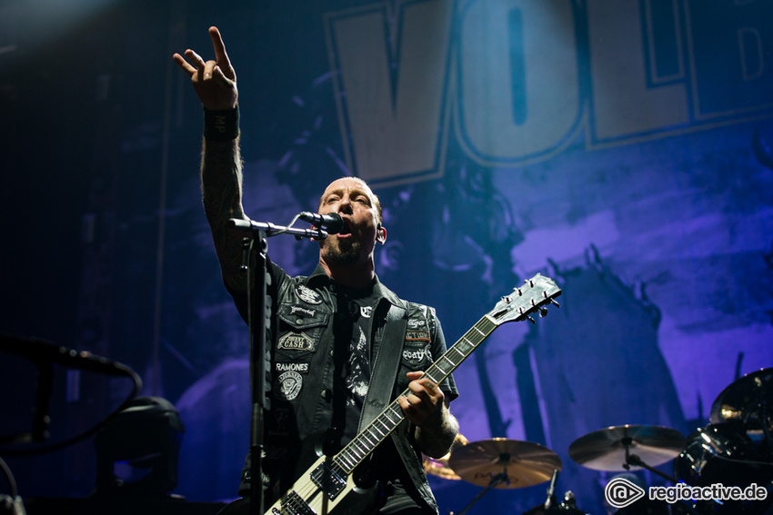 Volbeat (live in Frankfurt, 2016)