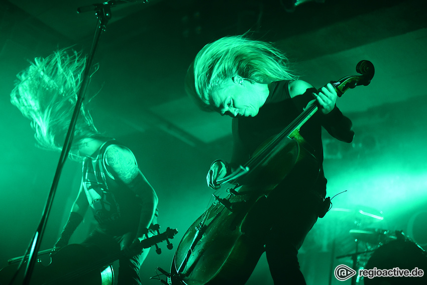 Apocalyptica (live in Karlsruhe, 2016)