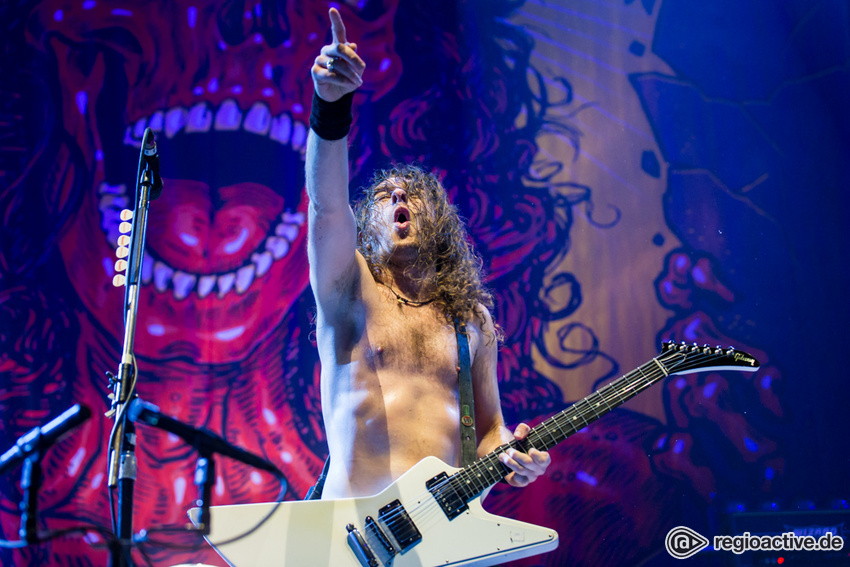Airbourne (live in Frankfurt)